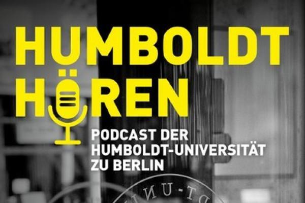 Cover Humbold Hören Podcast