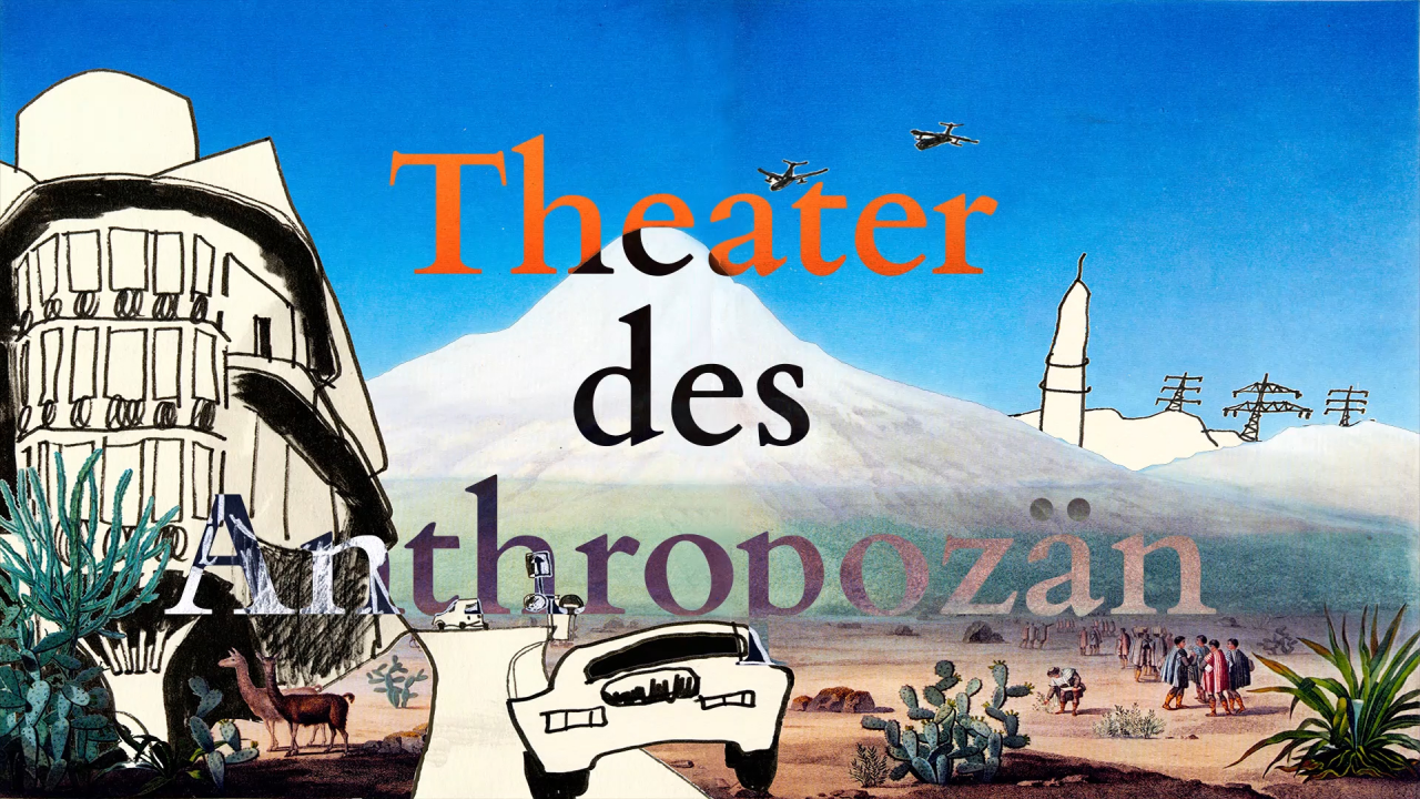 Key visual of the Theater of the Anthropocene