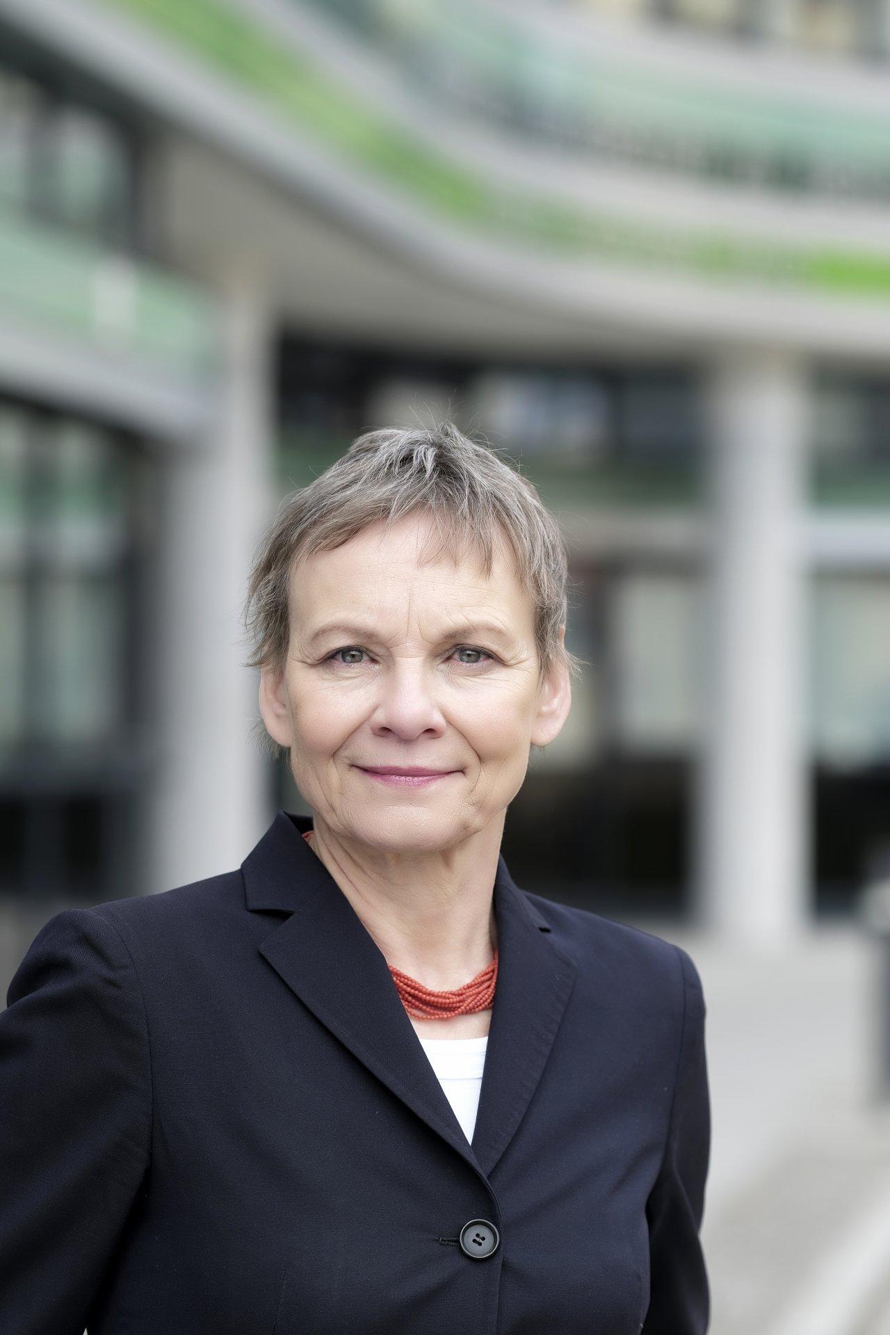 Prof. Dr.-Ing. Dr. Sabine Kunst - Präsidentin der Humboldt Universität zu Berlin